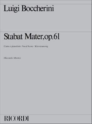 Boccherini: Stabat Mater (2nd Version) Op.61