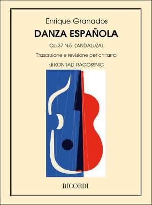 Granados: Danzas españolas No.5: Andaluza (transc. K.Ragossnig)