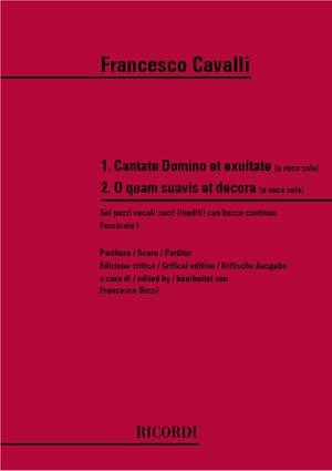 Cavalli: 6 Pezzi Vol.1