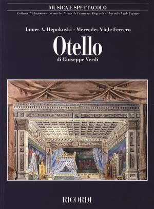 Hepokoski: Otello di Giuseppe Verdi (Crit.Ed.Paperback)