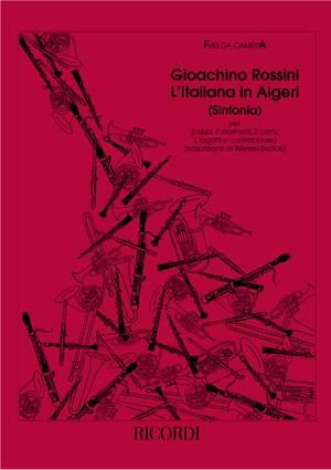 Rossini: L'Italiana in Algeri, Sinfonia