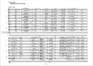 Berio: There is no Tune