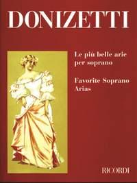 Donizetti: Favourite Soprano Arias
