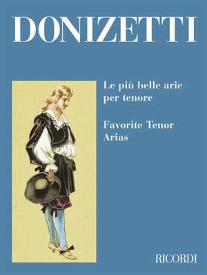 Donizetti: Favourite Tenor Arias