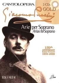 Puccini: Arias for Soprano (Cantolopera Gold Edition)