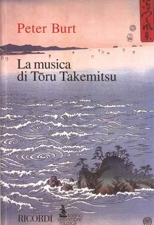 Burt: La Musica di Toru Takemitsu
