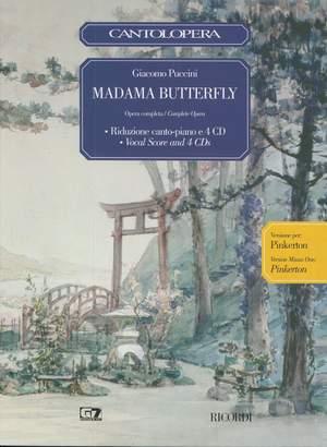 Puccini: Madama Butterfly: Tenor Edition (Cantolopera)