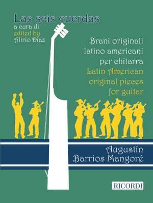 Barrios: Latin-American Original Pieces