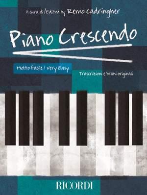Various: Piano Crescendo: Very Easy
