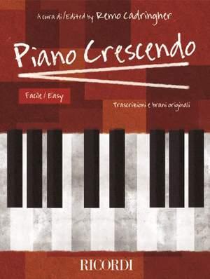Various: Piano Crescendo: Easy