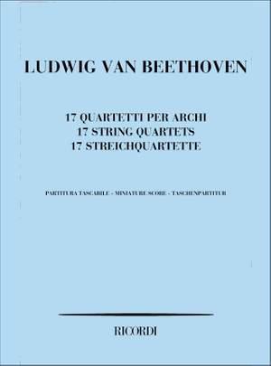 Beethoven: Quartets