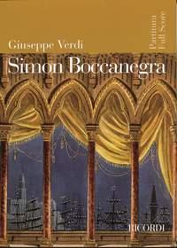 Verdi: Simon Boccanegra (New Edition)