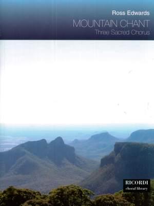 Edwards: Mountain Chant