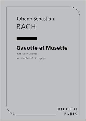 Bach: Gavotte et Musette