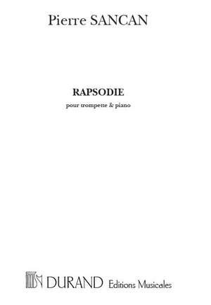 Sancan: Rhapsodie