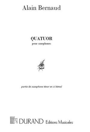 Bernaud: Quatuor