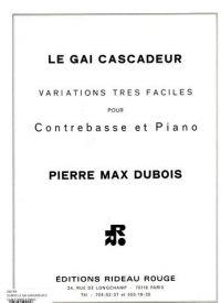 Dubois: Le Gai Cascadeur