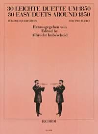 Imbescheid: 30 Easy Duets around 1850