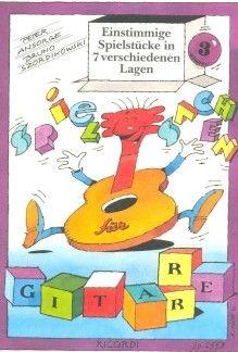Ansorge: Einstimmige Spielstücke in 7 Lagen
