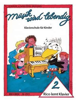 Noona: Rico lernt Klavier Vol.2