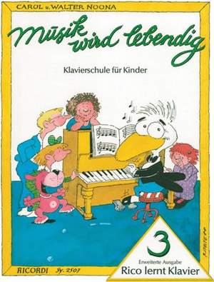 Noona: Rico lernt Klavier Vol.3