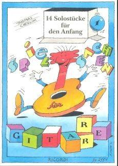 Cieslik: 14 Solostücke fur den Anfang (Spielsachen Vol.1)