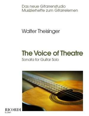 Theisinger: The Voice of Theatre