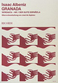 Albéniz: Granada Op.47, No.1 (ed. J.de Azpiazu)
