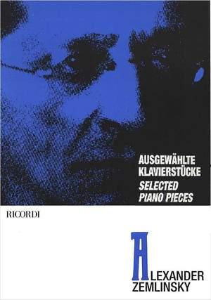 Zemlinsky: Ausgewählte Klavierstücke (Piano Album)