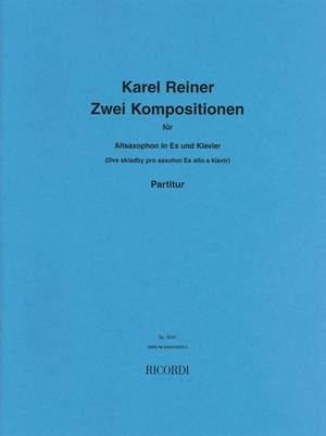 Reiner: 2 Compositions (alto)
