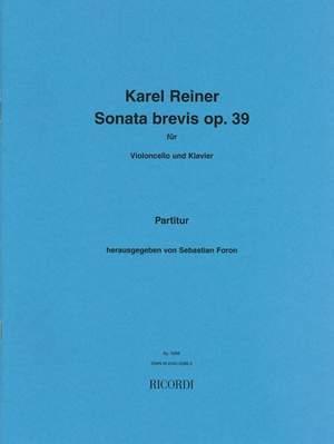 Reiner: Sonata brevis Op.39