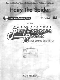 Uhl: Hairy the Spider