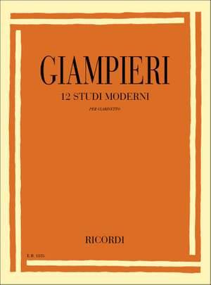 Giampieri, A: 12 Studi Moderni