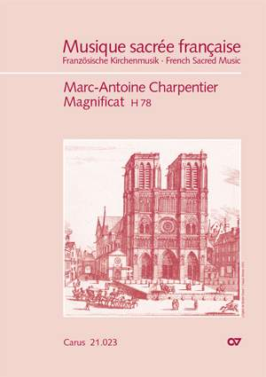 Charpentier M.A: Magnificat H78 in G major