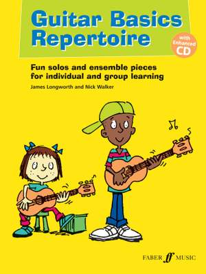 N. Walker_J. Longworth: Guitar Basics Repertoire