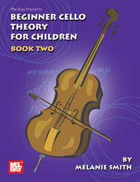 Beginner Cello Theory For Children Book 2