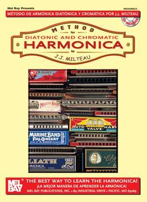 Method for Diatonic and Chromatic Harmonica