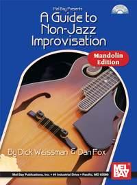 A Guide to Non-Jazz Improvisation: Mandolin Ed.