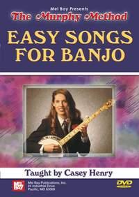 Casey Henry: Easy Songs For Banjo