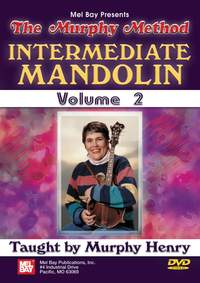 Murphy Henry: Intermediate Mandolin: Volume 2