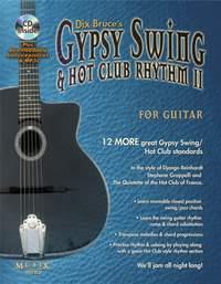 Gypsy Swing and Hot Club Rhythm Ii For Guitar