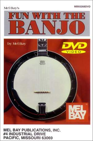Mel Bay: Joe Carr: Fun With The Banjo