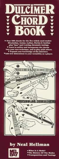 Neal Hellman: Dulcimer Chord Book Case Size