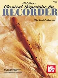 Costel Puscoiu: Classical Repertoire For Recorder