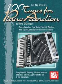 David DiGiuseppe: 100 Tunes For Piano Accordion