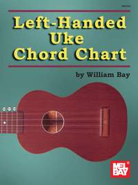 William Bay_Laurie Riley: Left-Handed Uke Chord Chart