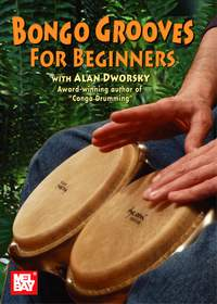 Alan Dworsky: Bongo Grooves For Beginners Dvd