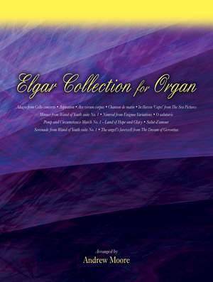 Elgar Collection For Organ