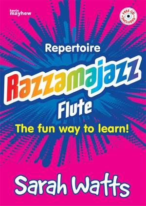 Watts: Razzamajazz Repertoire - Flute