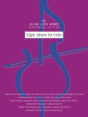 Elgar: Album for Cello